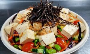 Tofu Vegetable Bowl 1500 x 900